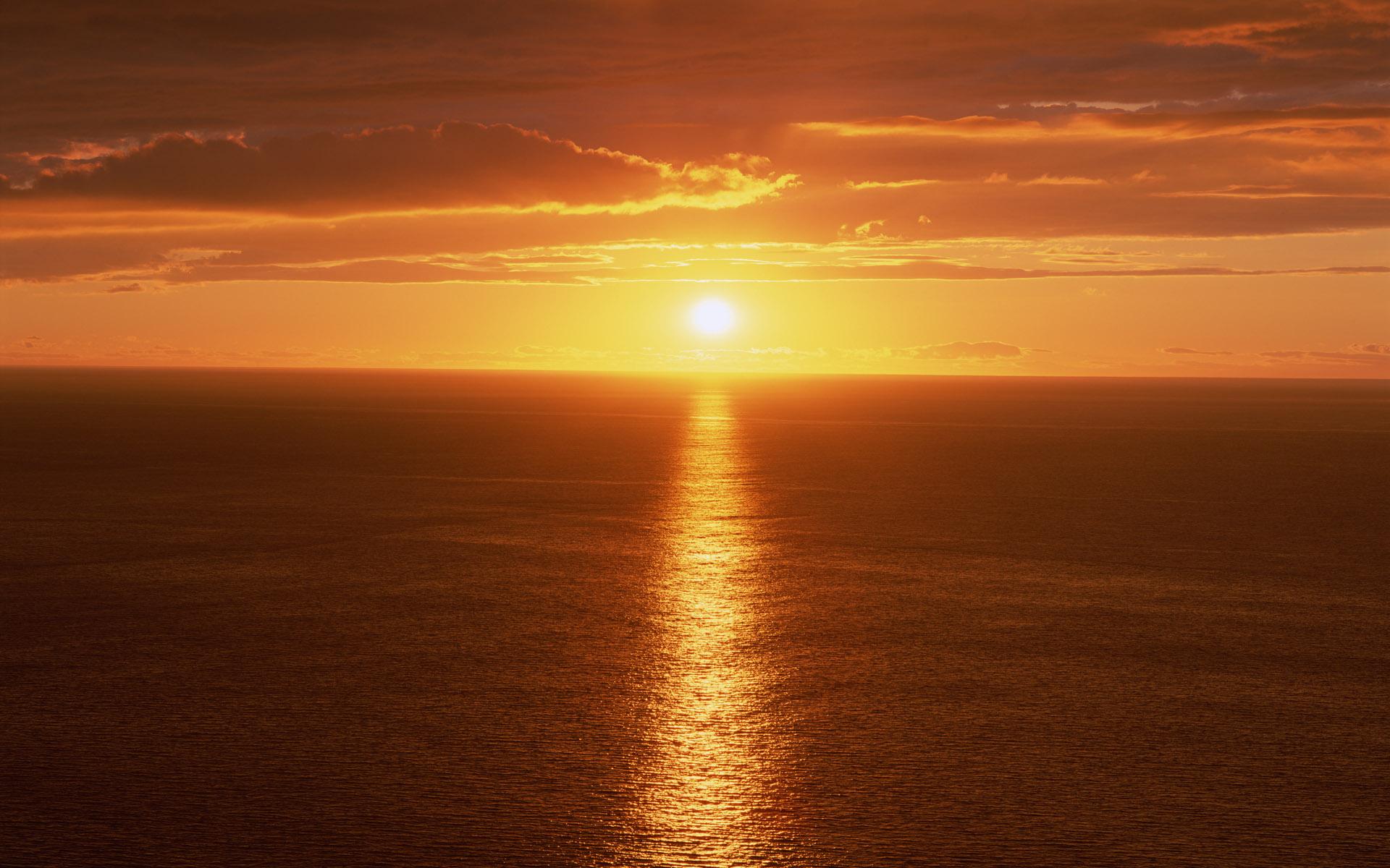 Evening-sun-path